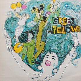 Pocho Perez - Green & Yellow