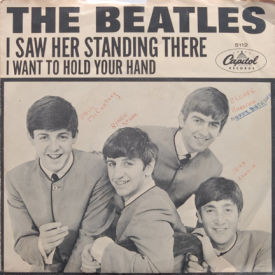 Beatles - I Want To Hold Your Hand/I Saw Her Standing There