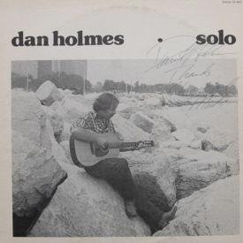 Dan Holmes - Solo