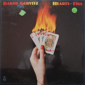 Baker Gurvitz Army - Hearts On Fire – SEALED