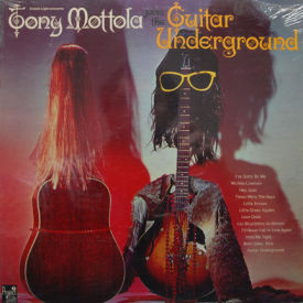 Tony Mottola - Joins The Guitar Underground – SEALED