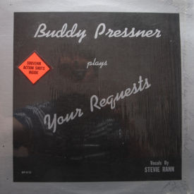 Buddy Pressner - Plays Your Requests – AUTOGRAPHED