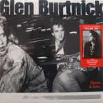 Glen Burtnick - Heroes & Zeros - SEALED