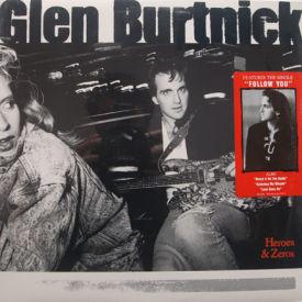 Glen Burtnick - Heroes & Zeros – SEALED