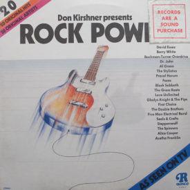 Various - Don Kirshner Presents Rock Power – SEALED