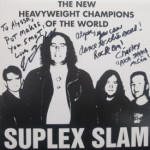 New Heavyweight Champions Of The World - Suplex Slam