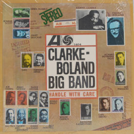 Clarke-Bolland Big Band - Clarke-Bolland Big Band