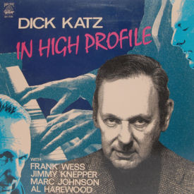 Dick Katz - In High Profile