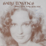 Sally Townes - Just The Way You Are - AUTOGRAPHED