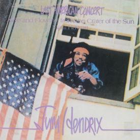 Jimi Hendrix - Last American Concert – Maui, Hawaii