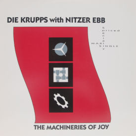 Die Krupps with Nitzer Ebb - Machineries Of Joy