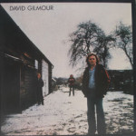 David Gilmour - David Gilmour (UK pressing)