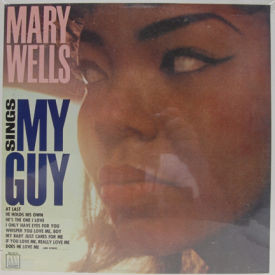 Mary Wells - Sings My Guy – SEALED