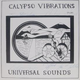 Calypso Vibrations - Universal Sounds – AUTOGRAPHED