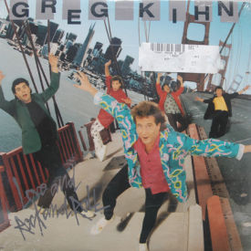 Greg Kihn - Love And Rock And Roll – SEALED