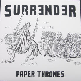 Surrender - Paper Thrones