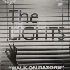 Lights - Walk On Razors – SEALED