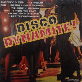 Disco Dudes - Disco Dynamite!