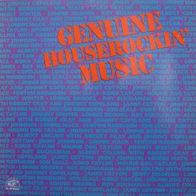 Various - Geniune Houserockin' Music