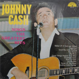 Johnny Cash - Sings The Greatest Hits – SEALED