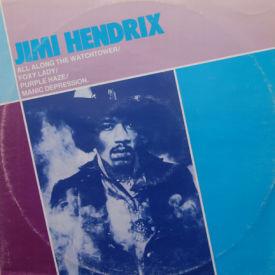 Jimi Hendrix - All Along The Watchtower/Foxy Lady/Purple Haze/Manic Depression