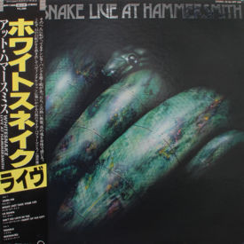 Whitesnake - Live At Hammersmith (Japanese)