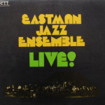 Eastman Jazz Ensemble - Live!