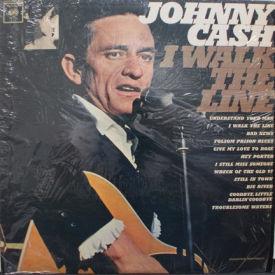 Johnny Cash - I Walk The Line (mono still in shrink)