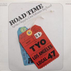 Toshiko Akishi-Lew Tabackin Big Band - Road Time