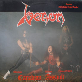 Venom - Canadian Assault