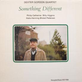 Dexter Gordon Quartet - Something Different