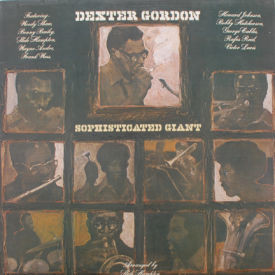 Dexter Gordon - Sphisticated Giant