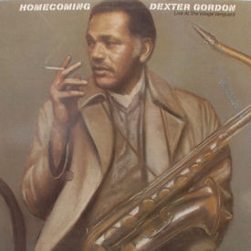 Dexter Gordon - Homecoming – Live At The Village Vanguard