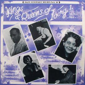 Various - Kings & Queens Of Ivory (1935-1940)
