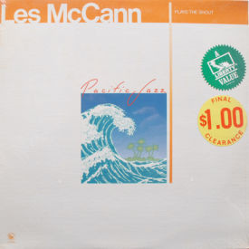 Les McCann - Plays The Shout – Sealed
