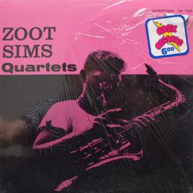 Zoot Sims - Quartets