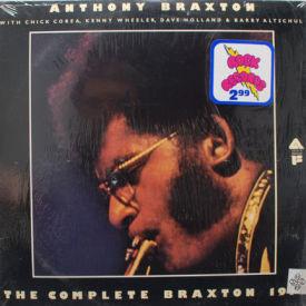 Anthony Braxton - Complete Braxton 1971