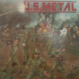 Various - U.S. Metal – Unsung Guitar Heroes