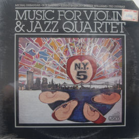 NY5/Michael Urbaniak - Music For Violin & Jazz Quaret – Sealed