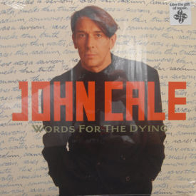 John Cale - Words For The Dying – Sealed