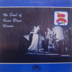 Big Martha Turner/Lou Ann Barton/Levenia Lewis/Mabel Franklin/Tammy James - Soul Of Texas Blues Women