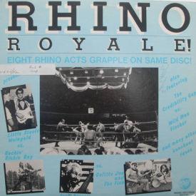 Various - Rhino Royale