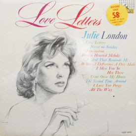 Julie London - Love Letters – Sealed