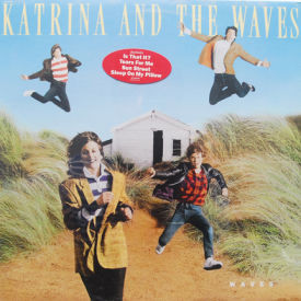 Katrina And The Waves - Waves – SEALED