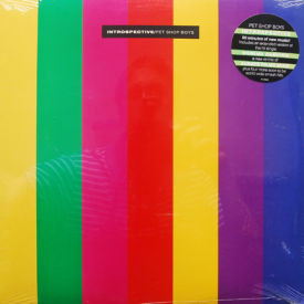 Pet Shop Boys - Introspective – SEALED