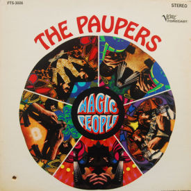 Paupers - Magic People