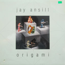 Jay Ansill - Origami – Sealed