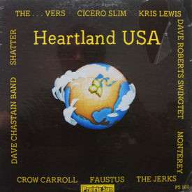 Various - Heartland USA – SEALED