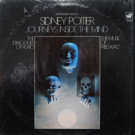 Sidney Poitier & Fred Katz - Journeys Inside The Mind – The Dilogues Of Plato