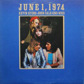 Kevin Ayers/John Cale/Eno/Nico - 01-Jun-74